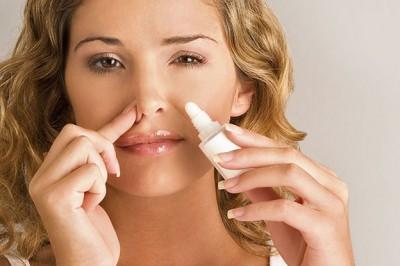 Капли и спреи для носа