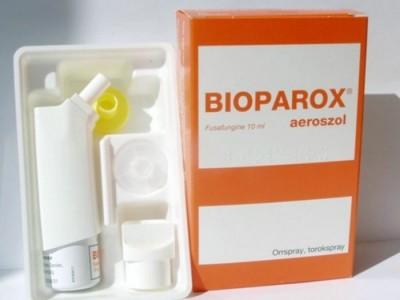 Препараты с содержанием антибиотиков и антисептики