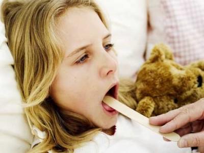 Развитие недуга у детей