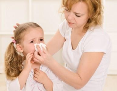 Разновидности выделений из носа у детей