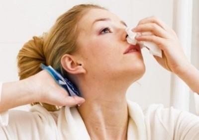 Разновидности носовых кровотечений